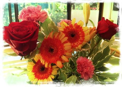 flowers 16 April 2014