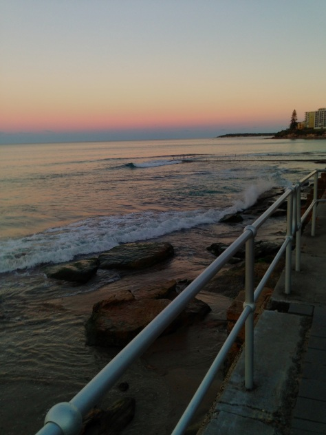 Cronulla Beach twilight