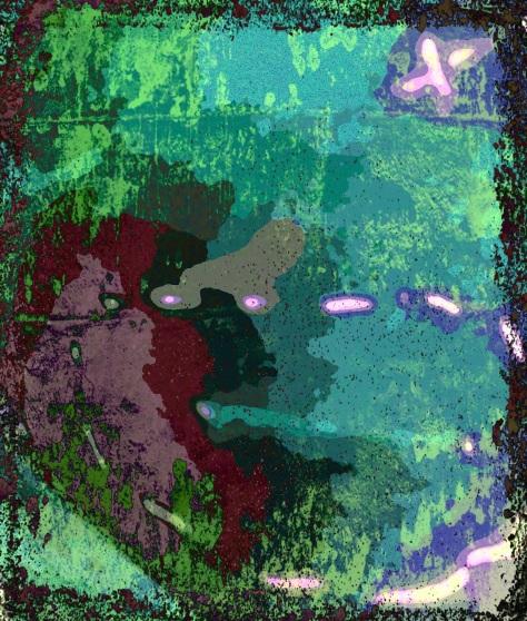 Pop Grunge - marks - Invert - Solarize