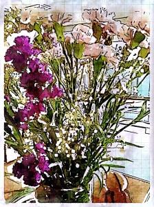 flowers - L&G