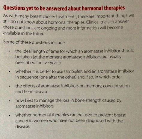 hormonal therapies - Cancer Australia